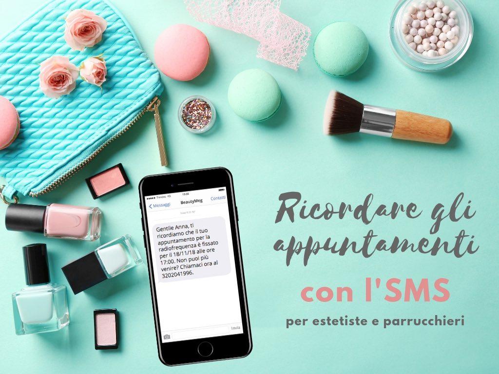 SMS per ricordare appuntamenti