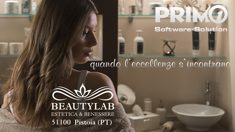 Beauty Lab Pistoia usa Primo