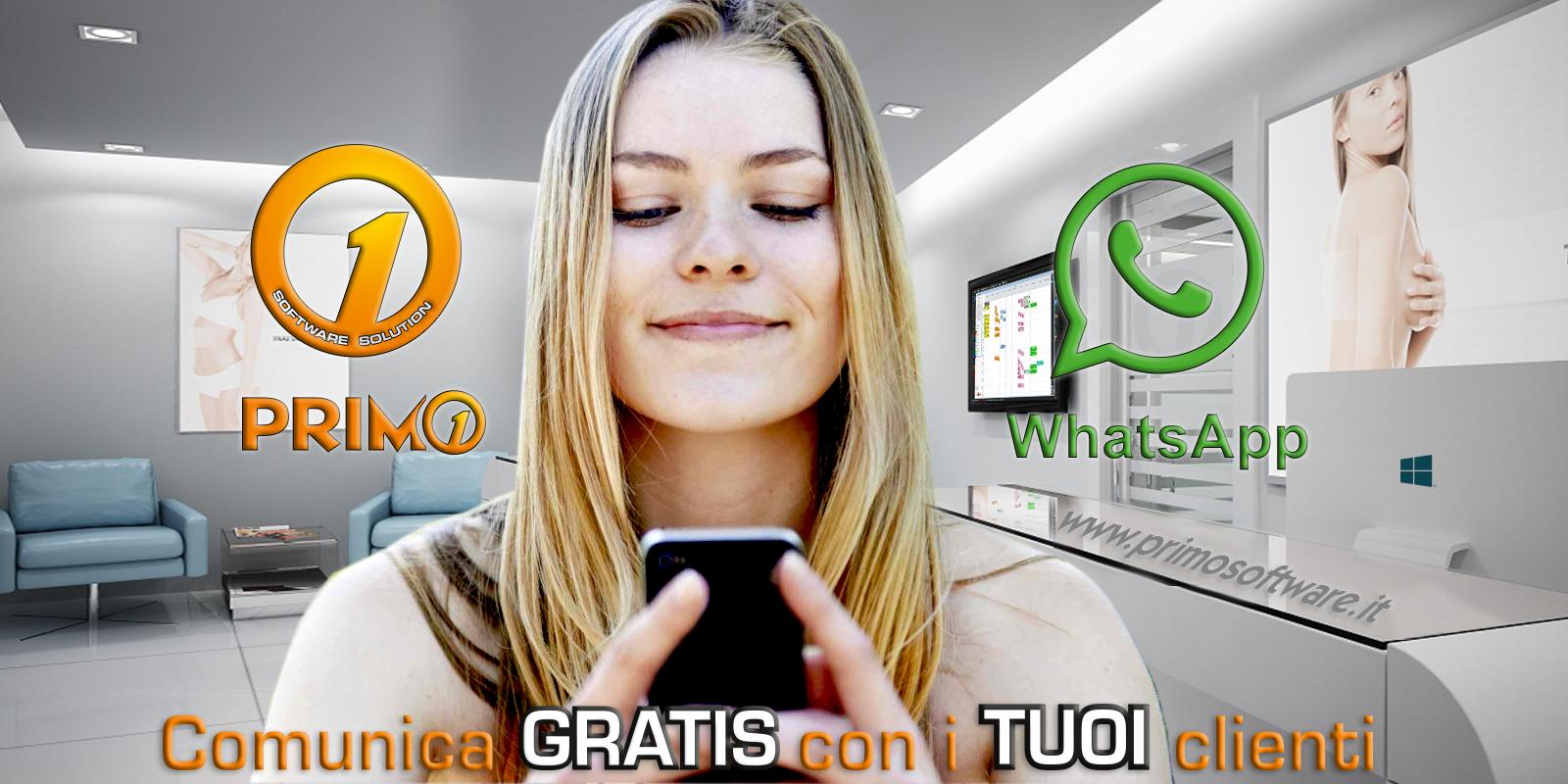 Comunica gratis con i clienti