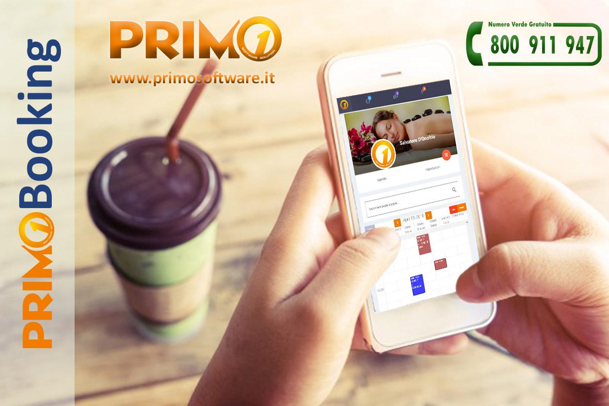 App Primo Booking